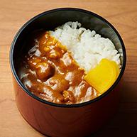 Soup stock curry by Shabu-shabu restaurant