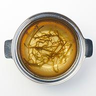 stock of Sea kelp in Hokkaido and vegetables