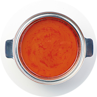 Tasty seafood Korean stew hot pot